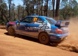 2004 Rally Australia